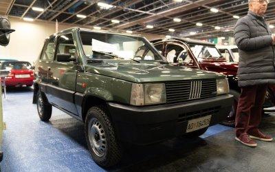 Fiat – Panda 4×4 Scioneri