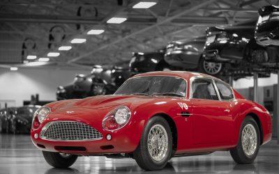 Aston Martin – DB4 GT Continuation