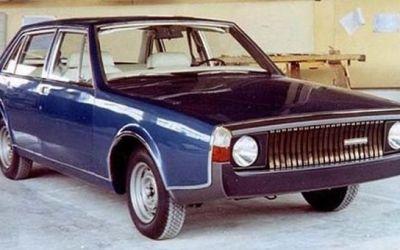 Volvo – 142