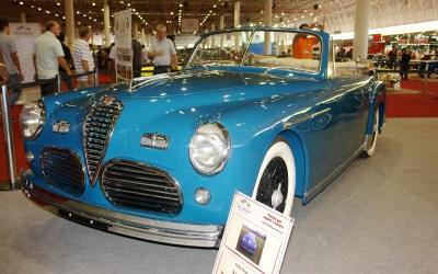 Alfa Romeo – 6C 2500 Cabriolet Boneschi