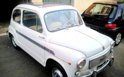 Fiat – 600 Caprera