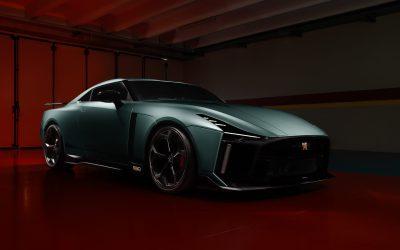 Nissan – GT-R 50