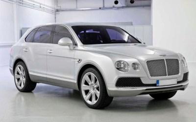 Bentley – Bentayga