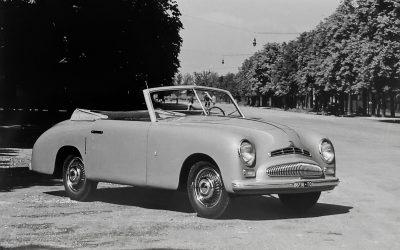 Fiat – 1100 B Cabriolet Allemano