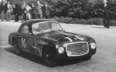 Ferrari – 166 S Berlinetta Allemano