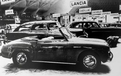 Panhard – Dyna 750 Cabriolet Allemano
