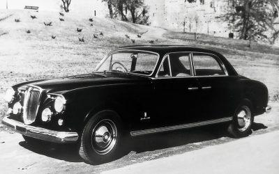 Lancia – Aurelia B53 Allemano
