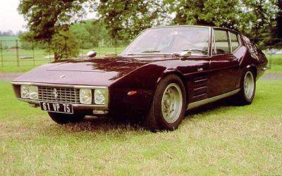 Ferrari – 250 GT Berlinetta Drogo