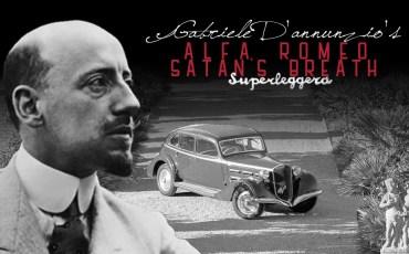 The Alfa Romeo 'Satan's Breath'