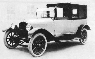 Itala – 50 Limousine