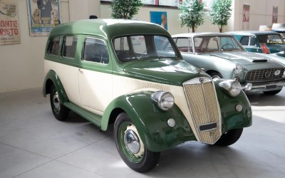 Lancia – Ardea 800 Promiscuetta