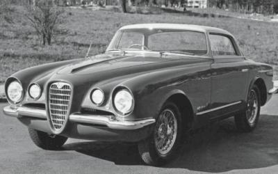 Alfa Romeo – 1900 Sprint Vignale