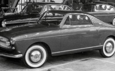 Fiat – 1100 Coupé Vignale