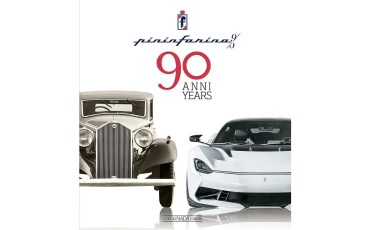 Pininfarina 90 anni / 90 years: the official book