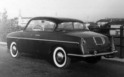 Fiat – 1100/103 Coupé Scioneri