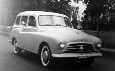 Fiat – 1400 Promiscua