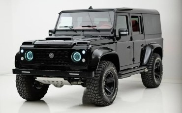 Imposing Beauty – ARES reveals its Defender Spec. 1.2