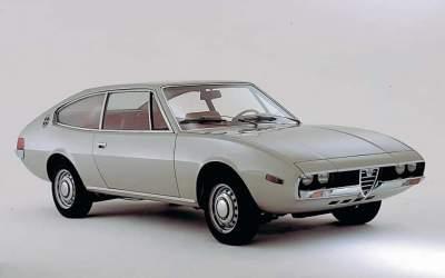 Alfa Romeo – 1750 Berlinetta