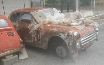 Fiat – 1500 Berlina Ghia