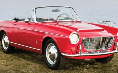 Fiat – 1500 Cabriolet Pininfarina