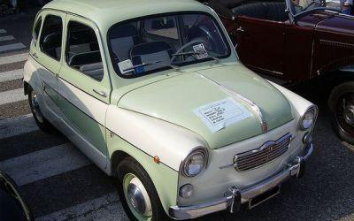 Fiat – 600 Scioneri 4 Porte
