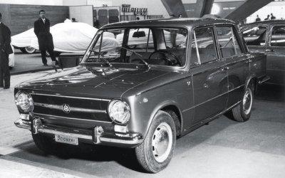Fiat – 124 Berlina Scioneri