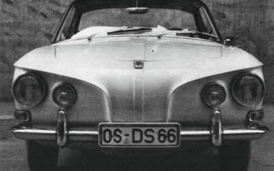 Volkswagen – Karmann Coupé 1500