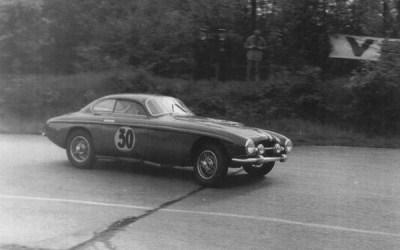 Peugeot – 403 Constantine Coupé