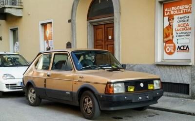 Fiat – 127 Queen