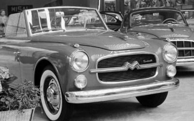 Fiat – 1100 Rondinella Cabriolet