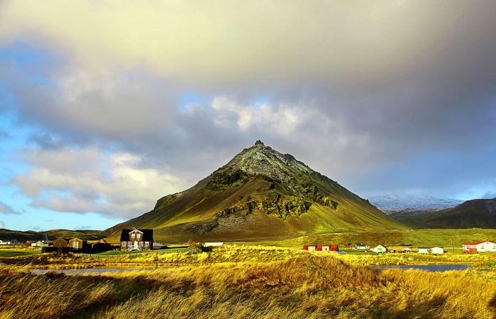 Arnarstapi in Iceland - Photo by Carry-On Traveler