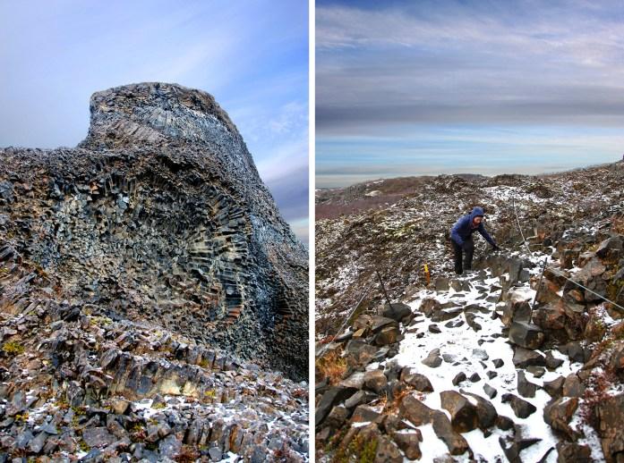 Hljóðaklettar in Iceland - Photos by Carry-On Traveler