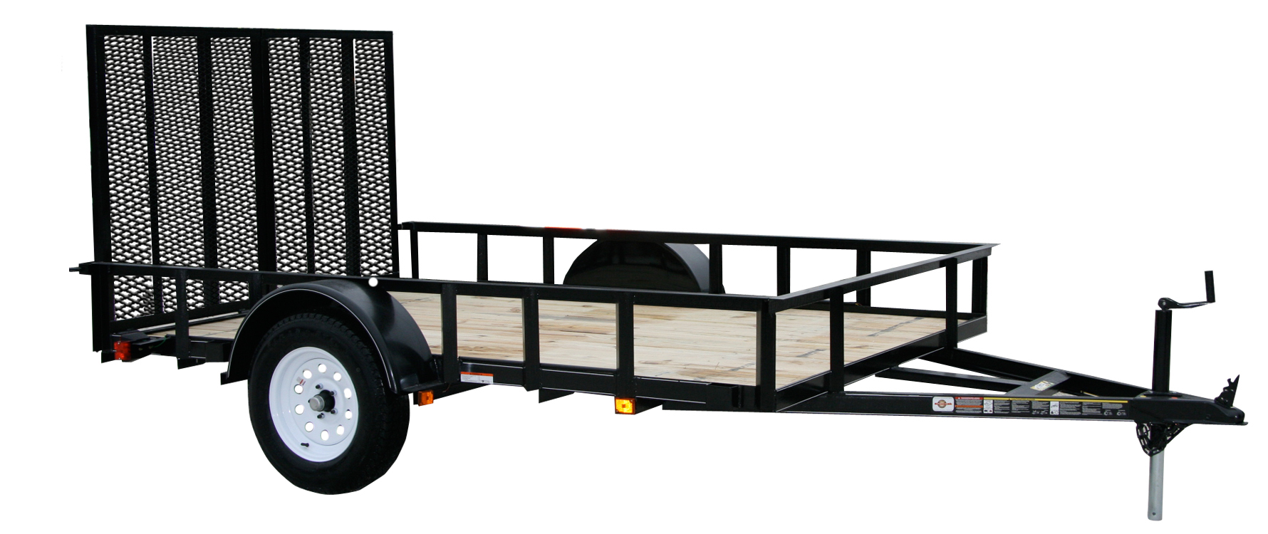 6x10gw Carry On Trailer
