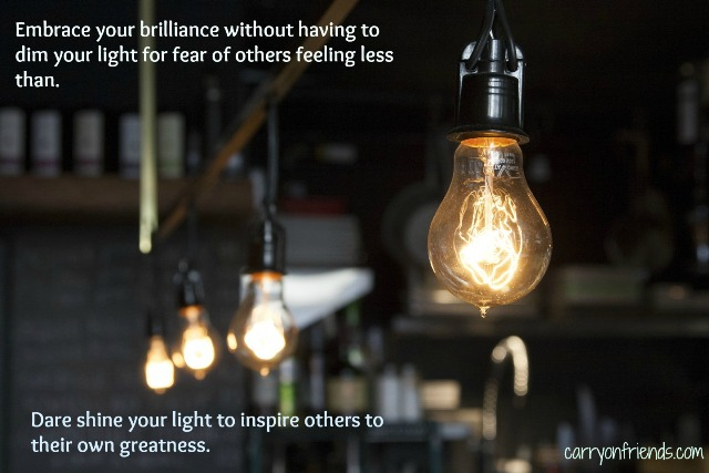 don't dim your light bulbs