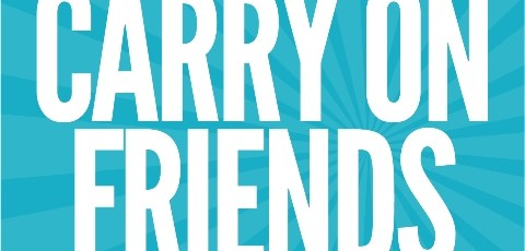 carry on friends podcast