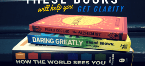 These 3 books will help you get clarity how the world sees you daring greatly the alchemist stacked