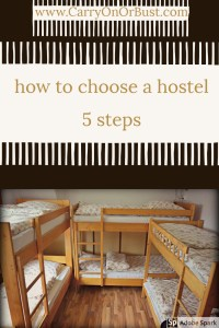 hostel bunkbeds how to choose a hostel guide