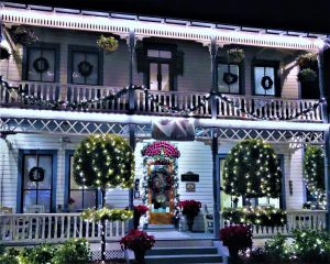 Christmas lights at st augustine christmas trips in florida