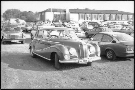 BMW V8 Barockengel