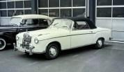 Mercedes Benz 170 S CA 1950 - SO-04564 - No 25 - LUEG - 1