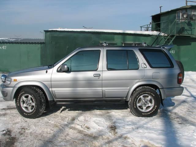 Transmission Problems 1998 Pathfinder Nissan