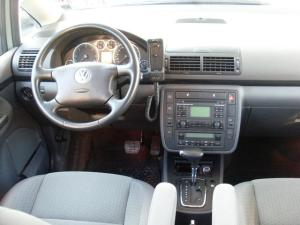2005 Volkswagen Sharan Pictures