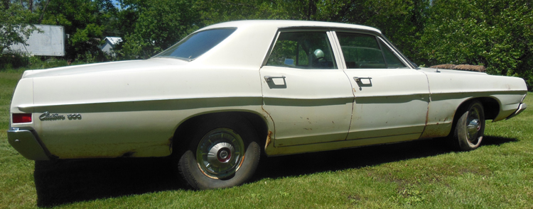 Ford Galaxie for Sale De Moines  Iowa US Ad   67576