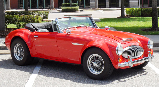 1963 Austin Healey Sebring   Cars On Line com   Classic Cars For Sale 1963 Austin Healey Sebring