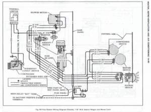 1972 Chevelle SS Wiring Diagram and Pictures