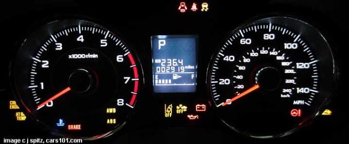2017 Subaru Legacy Warning Lights Centralroots