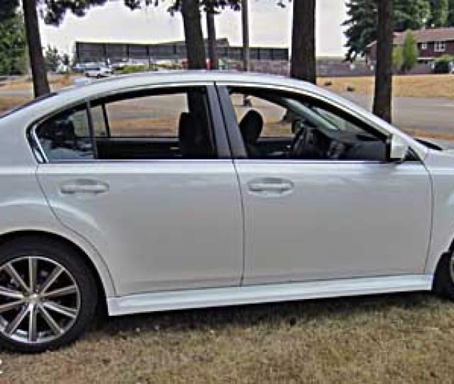 Subaru Legacy Sport  Door Sedan