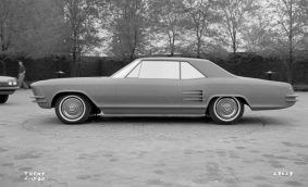 the riviera that cadillac didn't want - GM stylist Ned Nickles got the styling right from the outset in 1960 2 283x172 - The Riviera that Cadillac didn't want