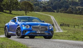 bentley goes into bat with new gt - Continental GT 3 285x167 - Bentley goes into bat with new GT