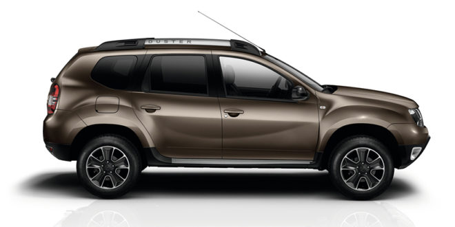 Dacia Duster Blackshadow Improving The Attractive Of The Model